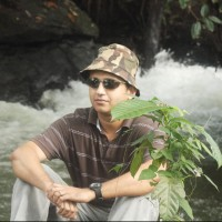 Ranjeet Menon from Bangalore