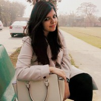 Shreya Punj from New Delhi