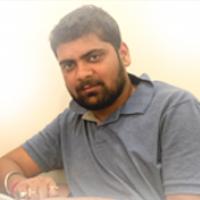 Ashutosh Choudhary from New Delhi