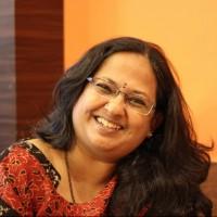 Anuradha Shankar from Mumbai