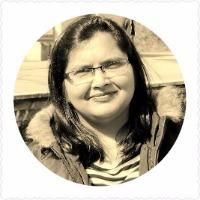 Anamika Agnihotri from Preston Lancashire England