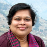 Suchitra Mishra from Bangalore