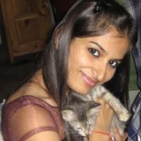 Akriti Bahal from Delhi