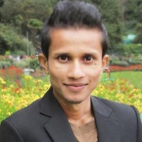 Hasan Al Mehdi from Bangalore