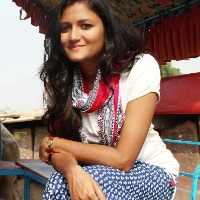 Aanya Jain from Lucknow