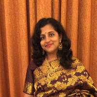 Maumita Paul from Bangalore