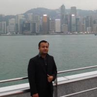 Shanshank Sharma from Delhi