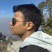 Ayush Chauhan from Bangalore
