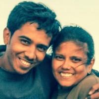 Sandeepa and Chetan