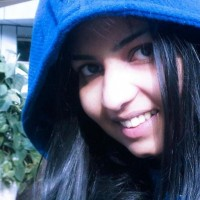 Shivani Garg from New Delhi