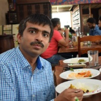 Stephen Pradeep Kotian from Bangalore