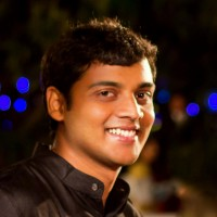 Ravi Kaushik from Bangalore