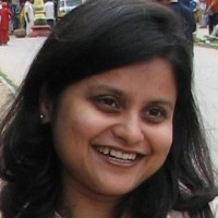 Suparna Rijhwani from Bangalore