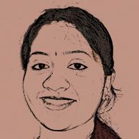 Roopa Lokesh from Bangalore