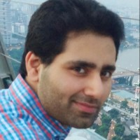 Vishal Mehra from New Delhi