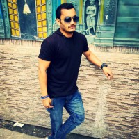 Shashank Kumar Chaubey from New Delhi