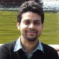 Saurav Sharma from New Delhi