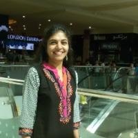 Radhika Acharya from Abu Dhabi