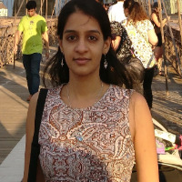 Vandana Baria from Mumbai