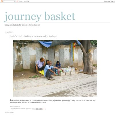 journey basket