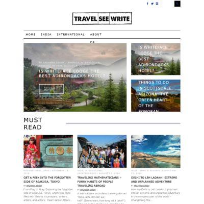 Travel See Write