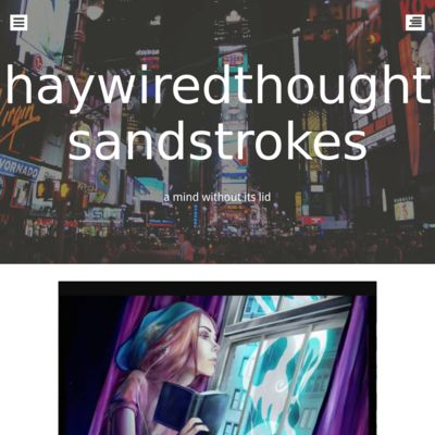 Haywiredthoughtsandstrokes