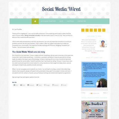 Social Media Wired