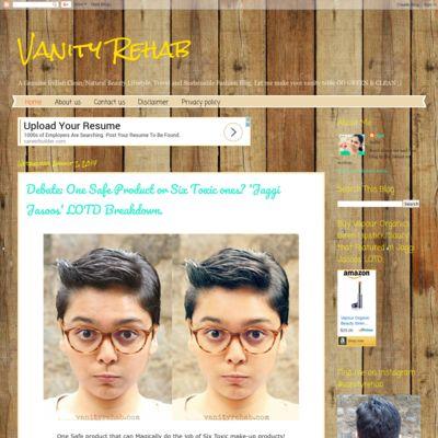 Vanity Rehab