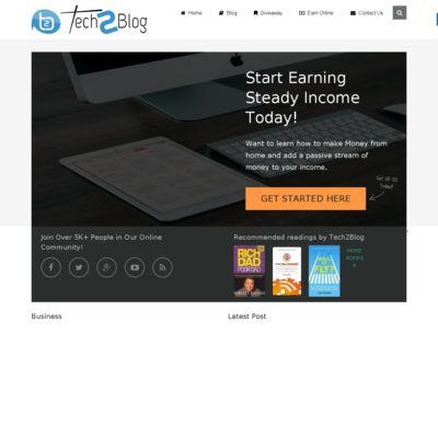 Tech2Blog.com