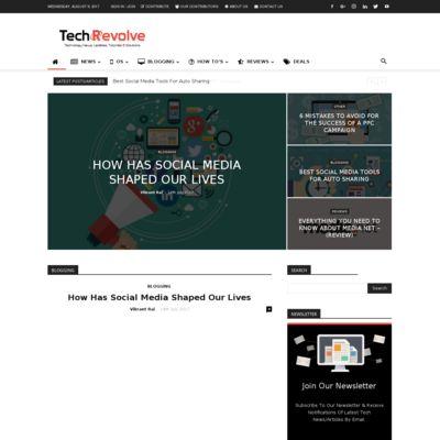 TechRevolve