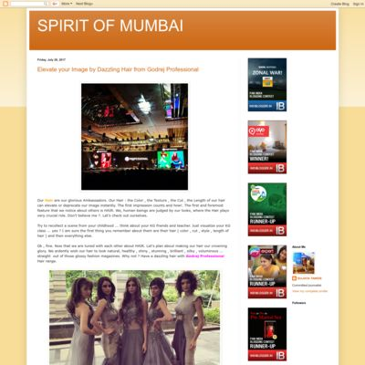 SPIRIT OF MUMBAI