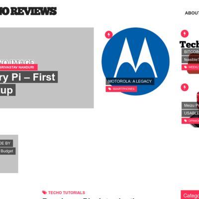 Techno Reviews