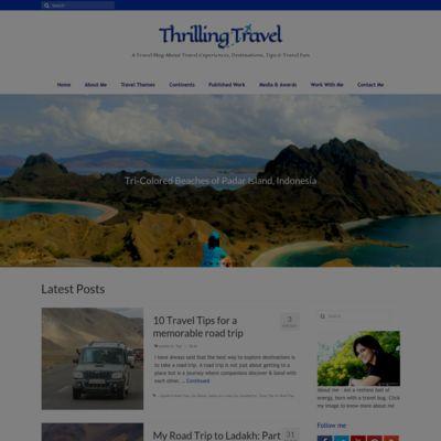 Thrilling Travel