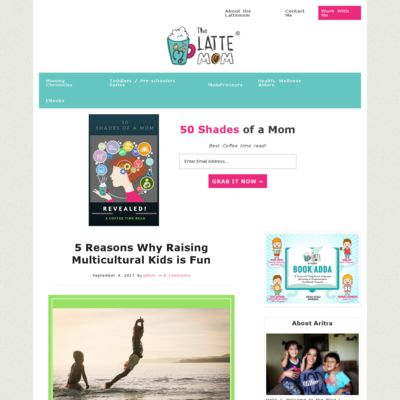 Blogging with The Latte Mom- The Mommyzine