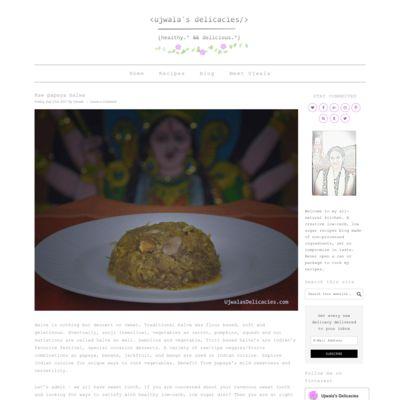 Ujwala's Delicacies