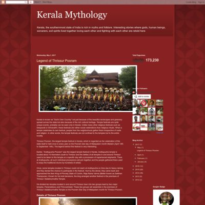 Kerala Mythology
