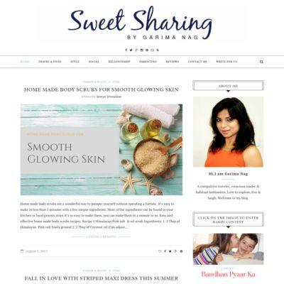Sweet sharing