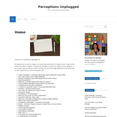 Perceptions Unplugged