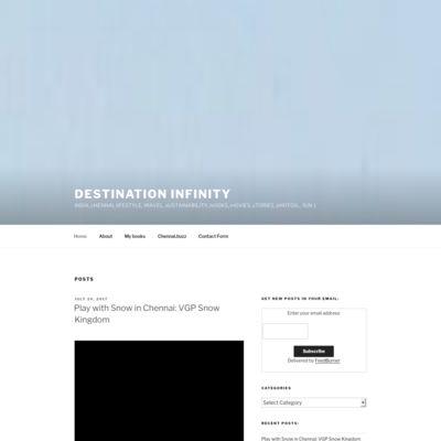 Destination Infinity