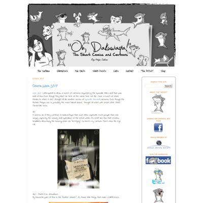 Oh, Dakuwaqa! : webcomic & sketches