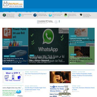Myhelpblog.com