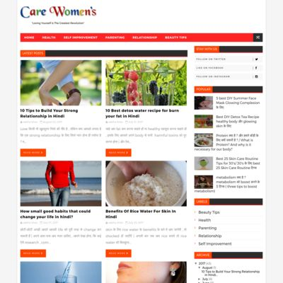 Care Women's