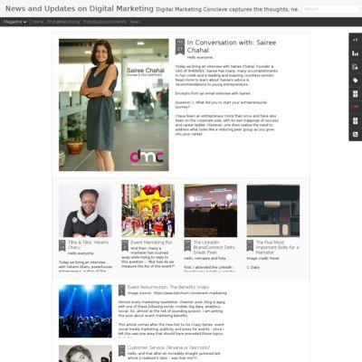 News and Updates on Digital Marketing