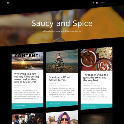 Saucy & Spice