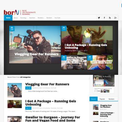 Blog On Running