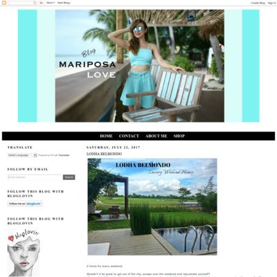 Mariposa Love