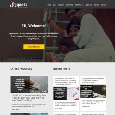 Make Money Blogging in India