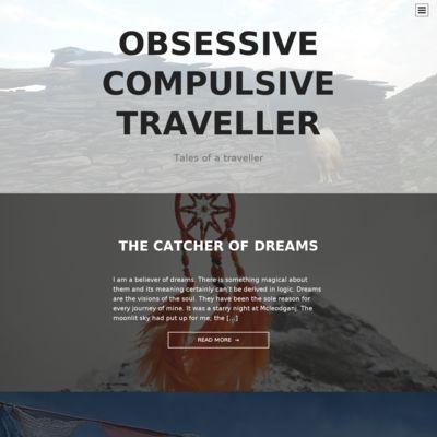 Obsessive Compulsive Traveller