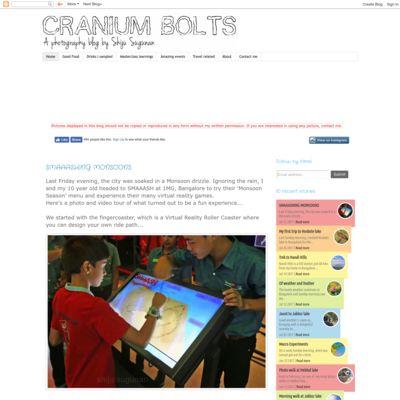 Cranium Bolts