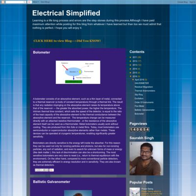 Electrical Simplified...!!!